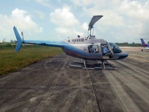 astrum helicopter transfers