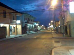 Dangriga town shuttle